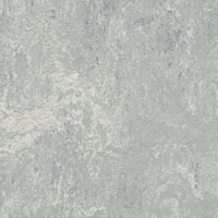 Линолеум натуральный Forbo Marmoleum Real 2621 Dove Grey (серый) 2x32 м